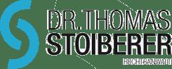 Dr. Thomas Stoiberer Hallein Logo