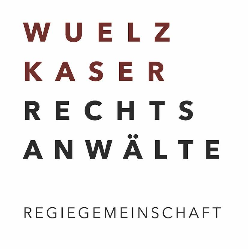 Wuelz Kaser Rechtsanwaelte Logo