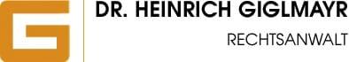 Kanzlei-Dr. Heinrich Giglmayr Logo