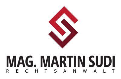 Mag. Martin Sudi Rechtsexperte Logo Graz