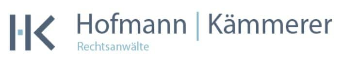 Logo Hofmann Kämmerer Rechtsanwälte